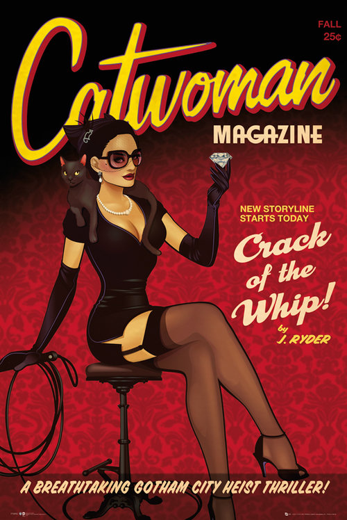 Poster Catwoman  143569