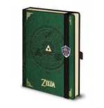 Legend of Zelda Premium Notizbuch A5 Triforce