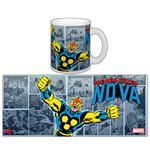 Marvel Comics Tasse Nova