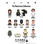 Alien Sammelfiguren The Nostromo Collection Titans Display 8 cm (20)