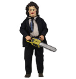 Texas Chainsaw Massacre Retro Actionfigur Leatherface (Pretty Woman Mask Version) 20 cm