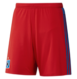 Shorts Hamburg 2015-2016 Home (Rot)
