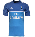 Trikot Hamburg 2015-2016 Away