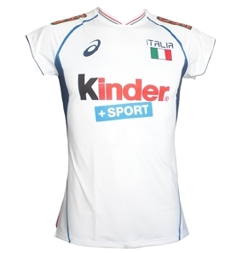Trikot Italien Volley 2015/2016 Frauen