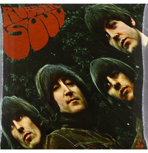 Vinyl Beatles (The) - Rubber Soul