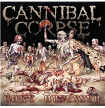 Vinyl Cannibal Corpse - Gore Obsessed