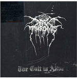 Vinyl Darkthrone - The Cult Is Alive