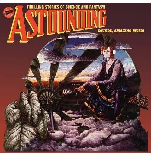 Vinyl Hawkwind - Astounding Sounds, Amazing Music