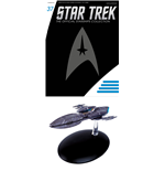 Star Trek Official Starships Collection Magazin mit Modell #37 Andorian Cruiser