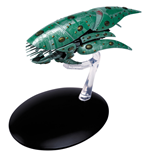 Star Trek Official Starships Collection Magazin mit Modell #39 Romulan Drone