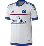 Trikot Hamburg 2015-2016 Home