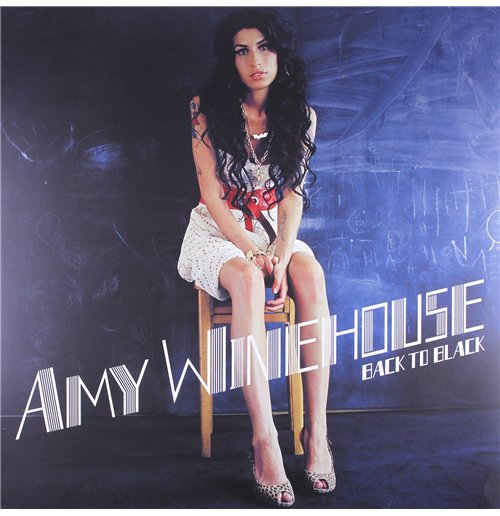 Vinyl Amy Winehouse - Back To Black