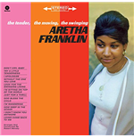 Vinyl Aretha Franklin - The Tender The Moving The Swinging