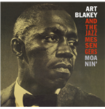 Vinyl Art Blakey & The Jazz Messengers - Moanin'