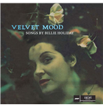 Vinyl Billie Holiday - Velvet Mood