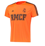 T-Shirt Real Madrid 2015-2016 (Orange)