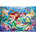 Puzzle The Little Mermaid 145422