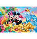 Puzzle Mickey Mouse 145424