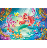Puzzle The Little Mermaid 145430