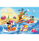 Puzzle Mickey Mouse 145439
