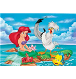 Puzzle The Little Mermaid 145441