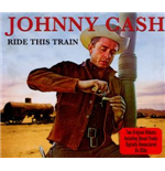 Vinyl Johnny Cash - Ride This Train ( 180 Gr.) (2 Lp)
