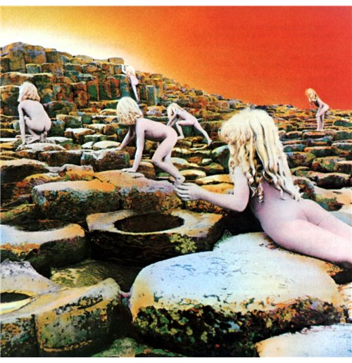 Vinyl Led Zeppelin - Houses Of The Holy (Remastered)