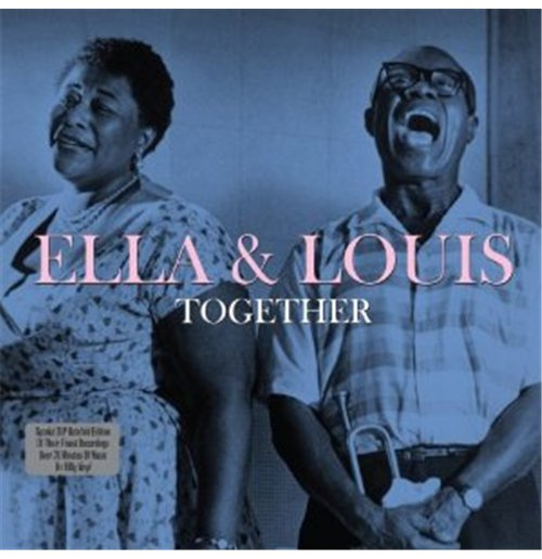 Kaufe Vinyl Ella Fitzgerald Louis Armstrong Together
