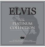 Vinyl Elvis Presley - Platinum Collection (White) (3 Lp)