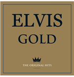 Vinyl Elvis Presley - Gold (2 Lp)