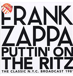 Vinyl Frank Zappa - Puttin On The Ritz (Deluxe Hardcover Edition) ( 4 Lp)