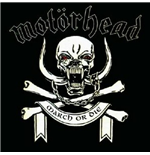Vinyl Motorhead - March Or Die