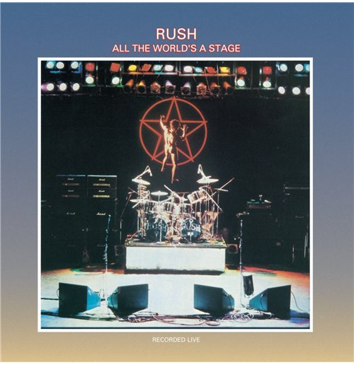 Vinyl Rush - All The World's Stage (2 Lp)