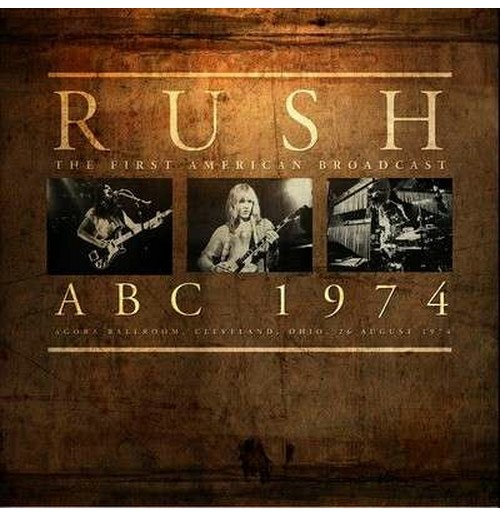 Vinyl Rush - Abc 1974 (2 Lp)