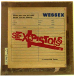 "Vinyl Sex Pistols - Never Mind The Bollocks (7x7"") RSD"