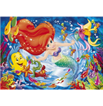 Puzzle The Little Mermaid 146354