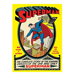 Magnet Superman 146489