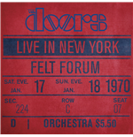 Vinyl Doors (The) - Live In New York (2 Lp)