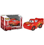 Cars POP! Disney Vinyl Figur Lightning McQueen 9 cm