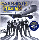 Vinyl Iron Maiden - Flight 666 OST (2 Lp)