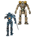 Pacific Rim Ultra Deluxe Actionfiguren 18 cm Serie 6 Jaeger Sortiment (8)