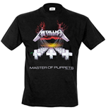 T-Shirt Metallica - Master of Puppets