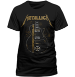 T-Shirt Metallica - Hetfield Iron Cross