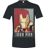 T-Shirt Iron Man 147376