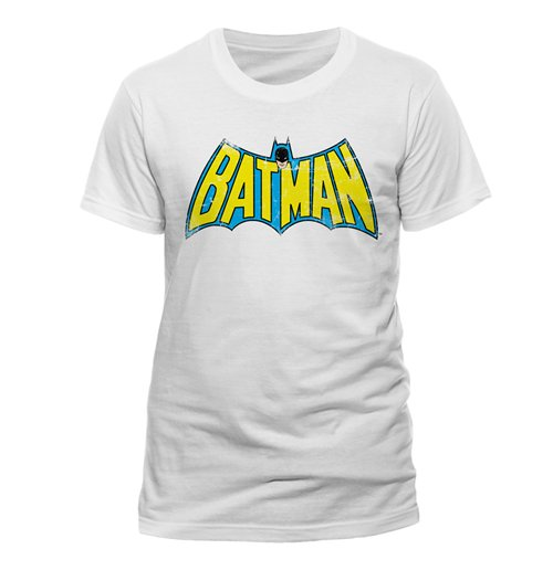 T-Shirt Batman Retro Logo