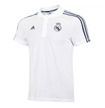 Polohemd Real Madrid 2015-2016 (Weiss)
