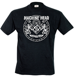 T-Shirt Machine Head  147800