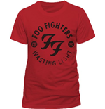 T-Shirt Foo Fighters  147927