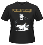 T-Shirt Lou Reed  - Transformer