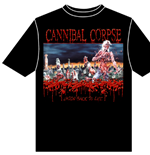 T-Shirt Cannibal Corpse  148223